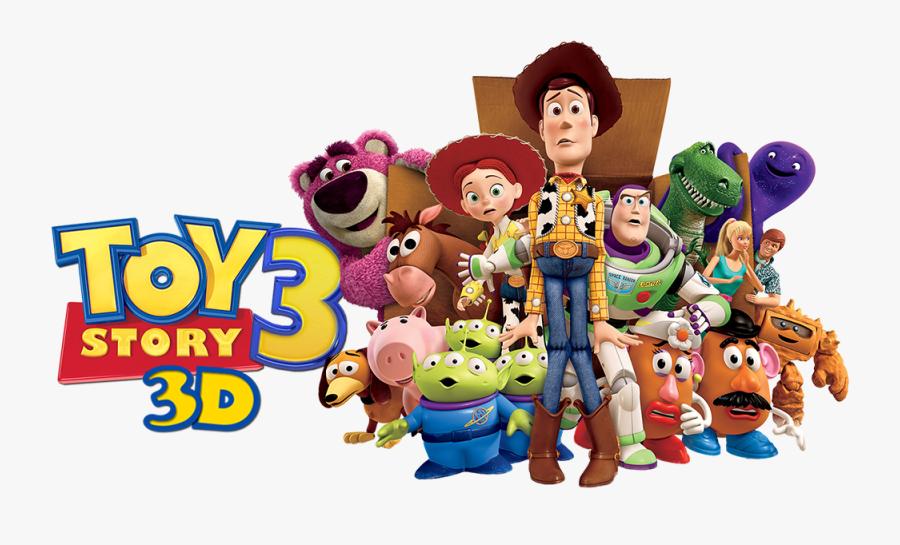 Toy Story Background - Toy Story 4 Background, Transparent Clipart
