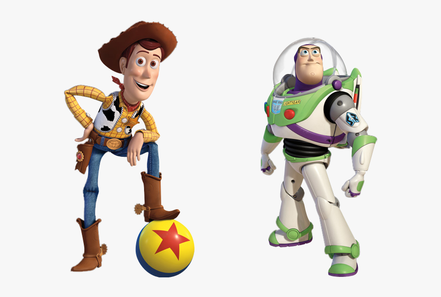 Buzz Lightyear Transparent Png - Woody Toy Story Png, Transparent Clipart