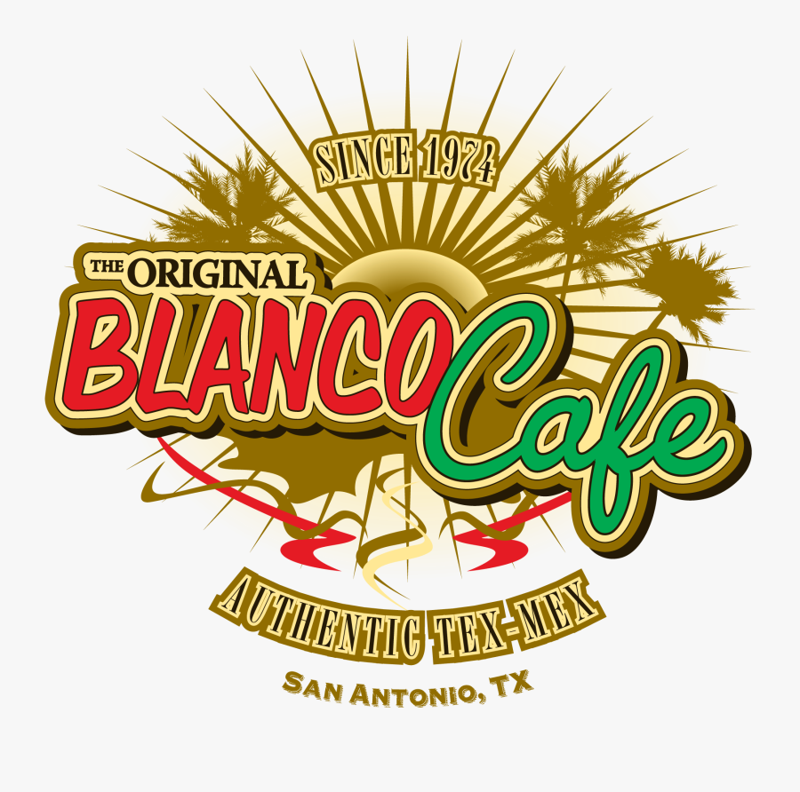 Fish Tacos Clipart - Blanco Cafe San Antonio, Transparent Clipart