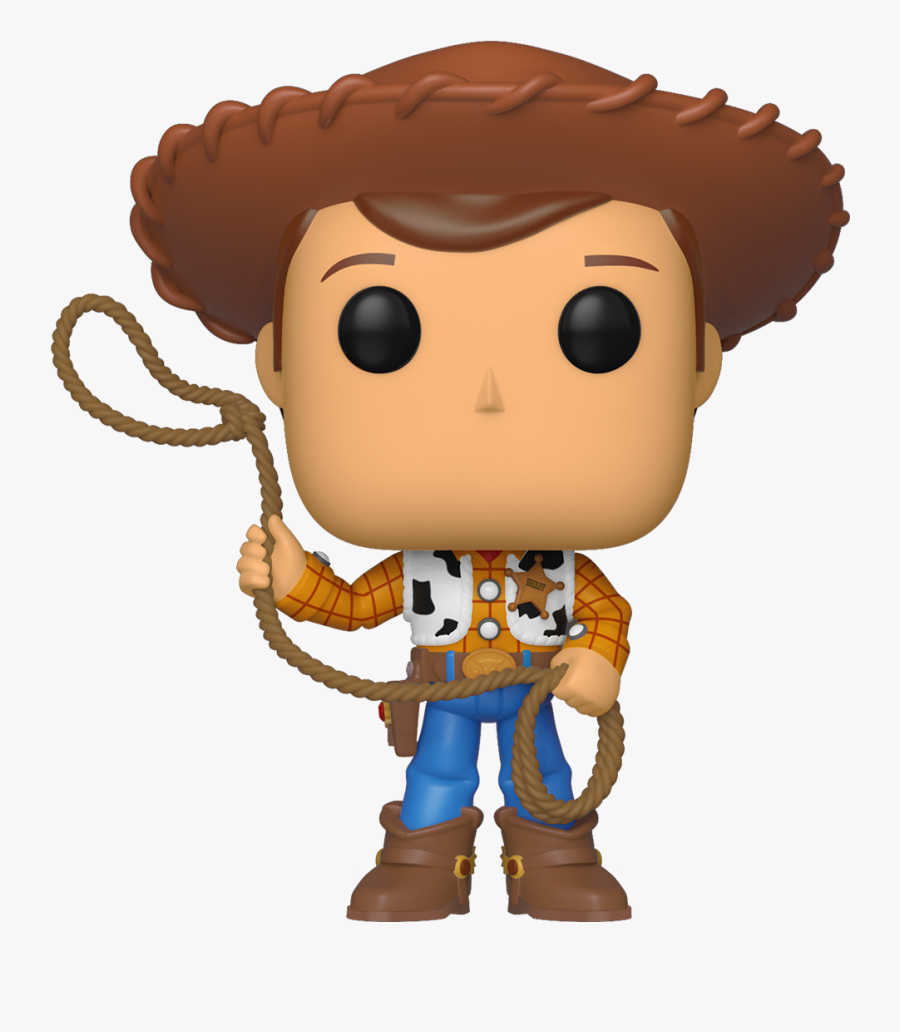 Transparent Woody Toy Story Clipart - Funko Toy Story 4, Transparent Clipart