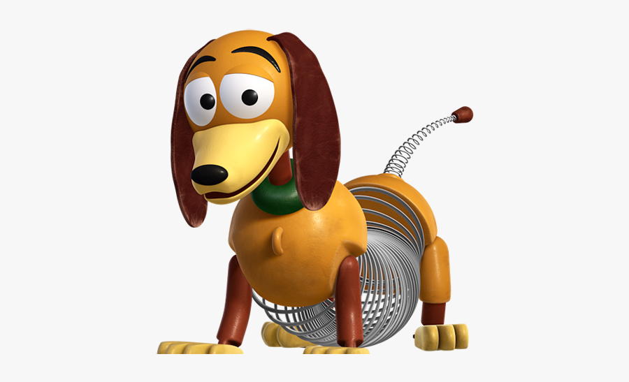 Slinky Png Clipart - Clipart Toy Story Slinky Dog, Transparent Clipart
