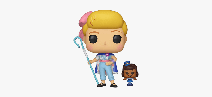 Funko Pop Toy Story 4 Bo Peep, Transparent Clipart