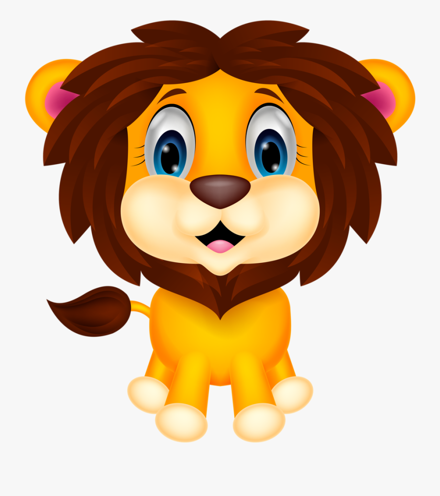 Png Pinterest Clip - Lioness Cartoon, Transparent Clipart