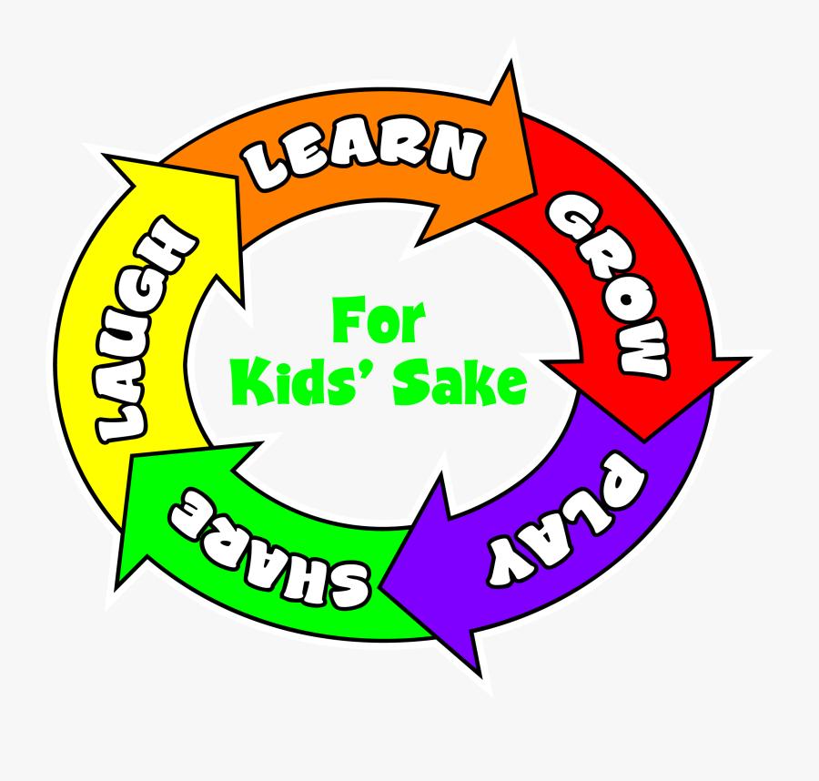 For Kids - Child Care, Transparent Clipart