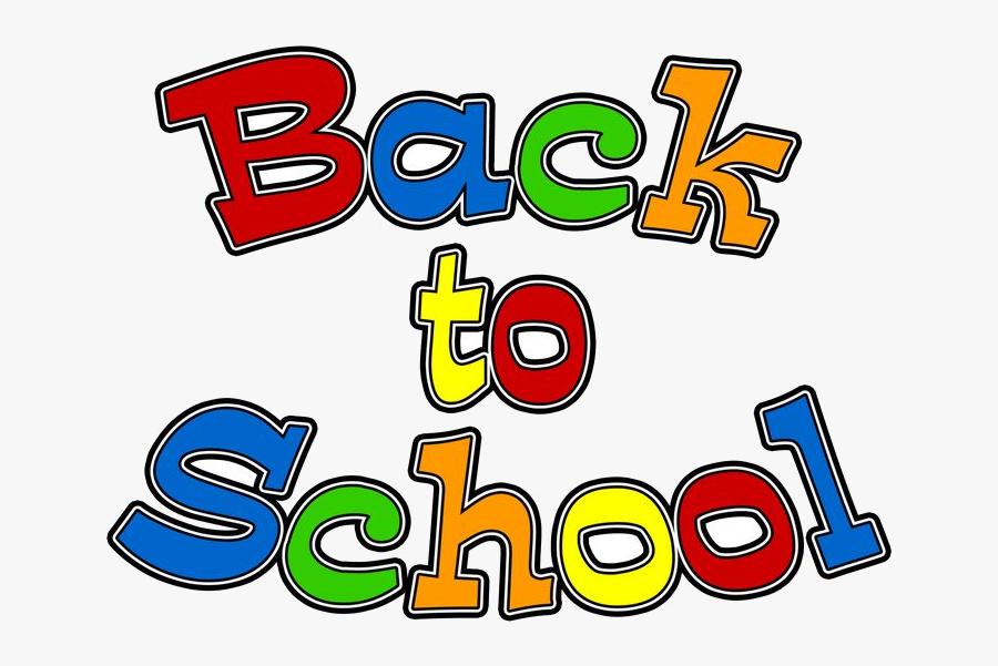 School First Day Of School Clipart Good Shepherd And, Transparent Clipart