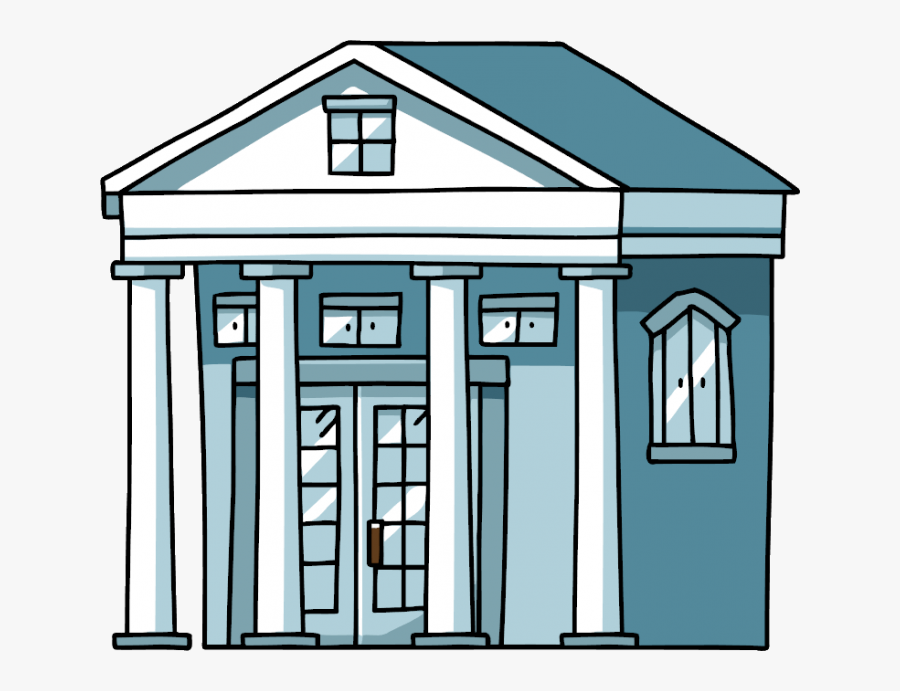 Town Hall Png Clipart , Png Download - Town Hall Png, Transparent Clipart