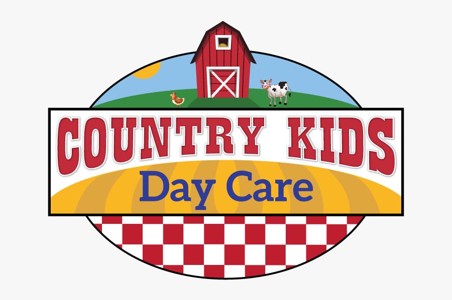 Daycare Clipart Transparent - Country Kids Daycare, Transparent Clipart