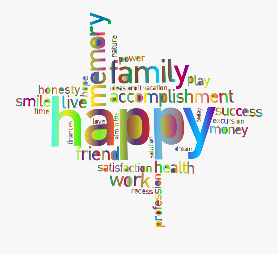 Family Word Art Png - Clipart Family Word Art, Transparent Clipart