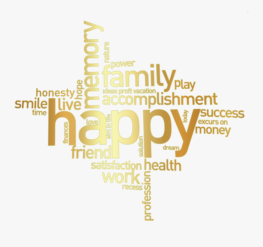 28 Collection Of Family Word Clipart Png - Happy Family Logo Download, Transparent Clipart