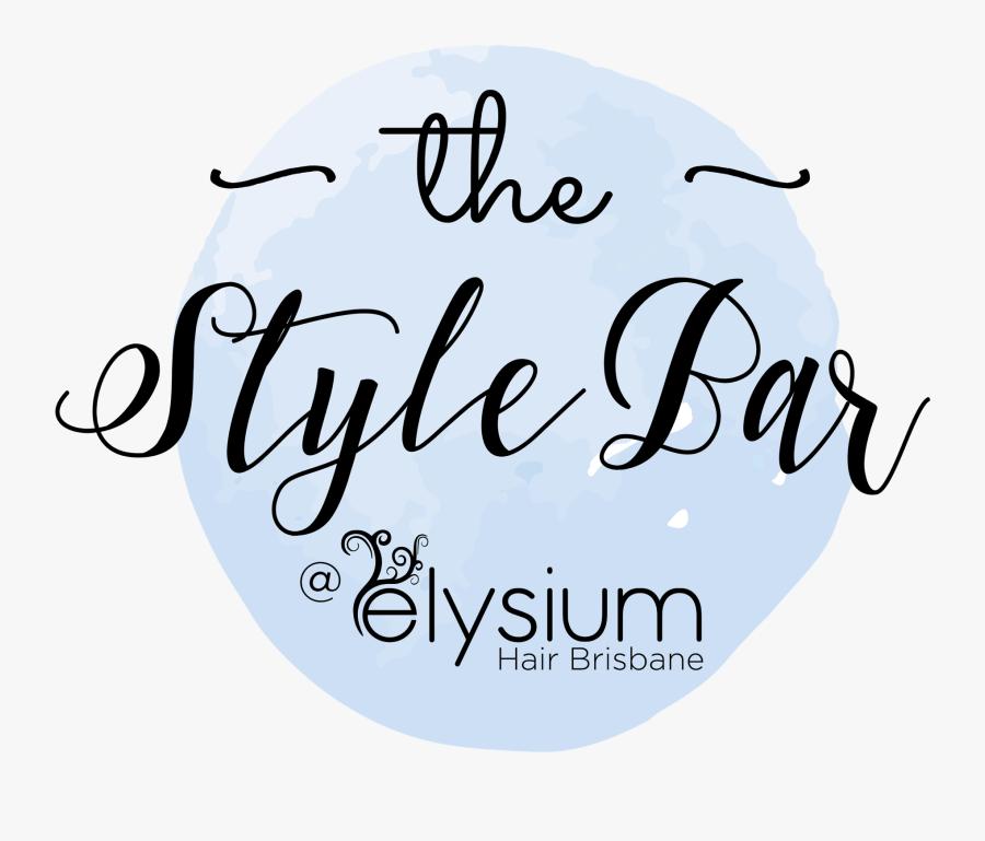 Blow Dry, Make Up And Hair Styling At Elysium Hair - Elysium Hair Salon, Transparent Clipart