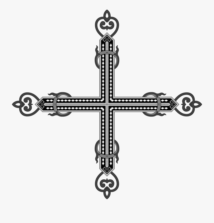 Transparent Easter Cross Png - Christian Cross, Transparent Clipart