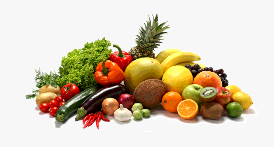 Fruits And Vegetables Png - Vitamin And Mineral Food, Transparent Clipart