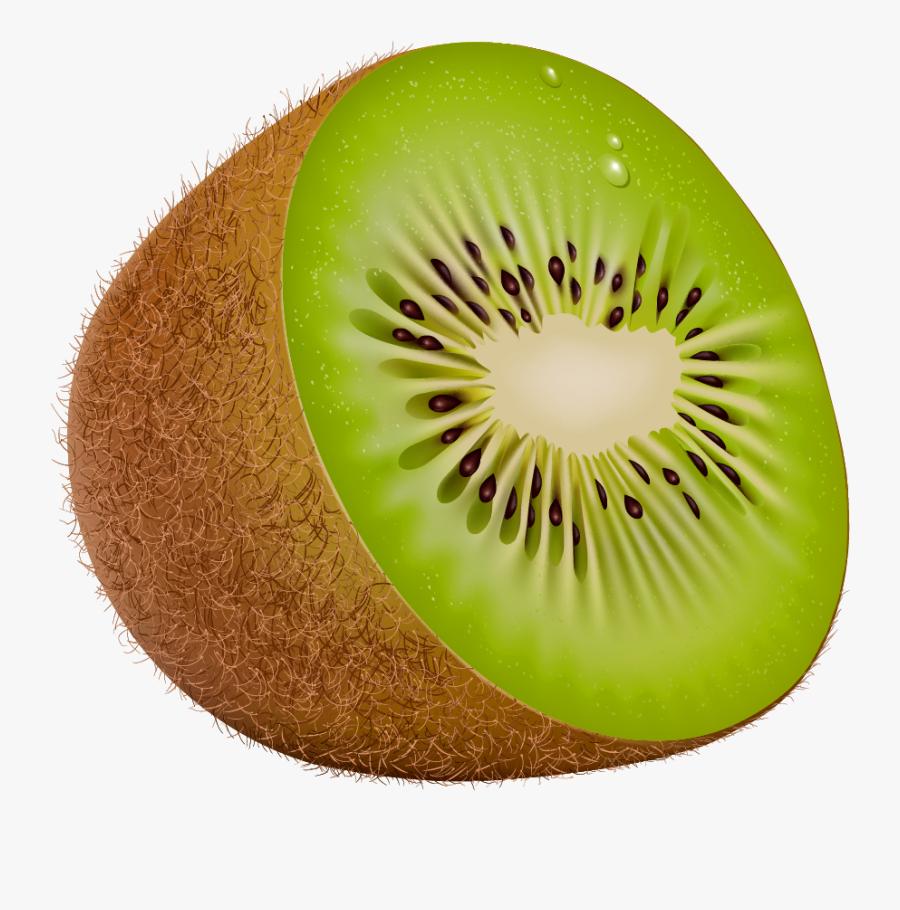 Transparent Banana - Kiwi Fruit Clip Art, Transparent Clipart