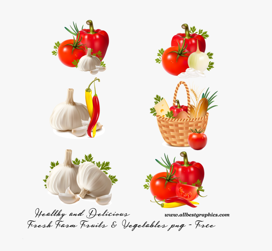 Vegetable, Transparent Clipart