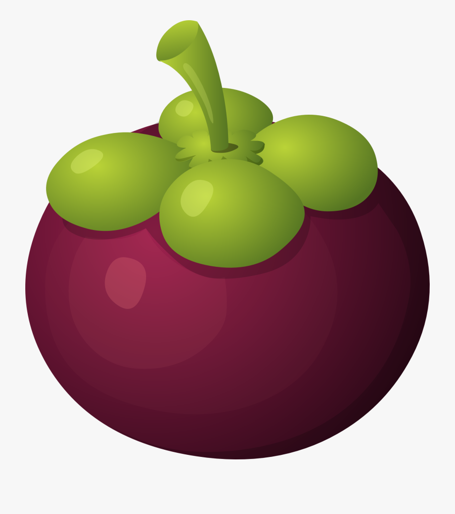 Berry, Fruit, Food, Healthy, Fresh, Sweet, Organic - Mangosteen Png, Transparent Clipart
