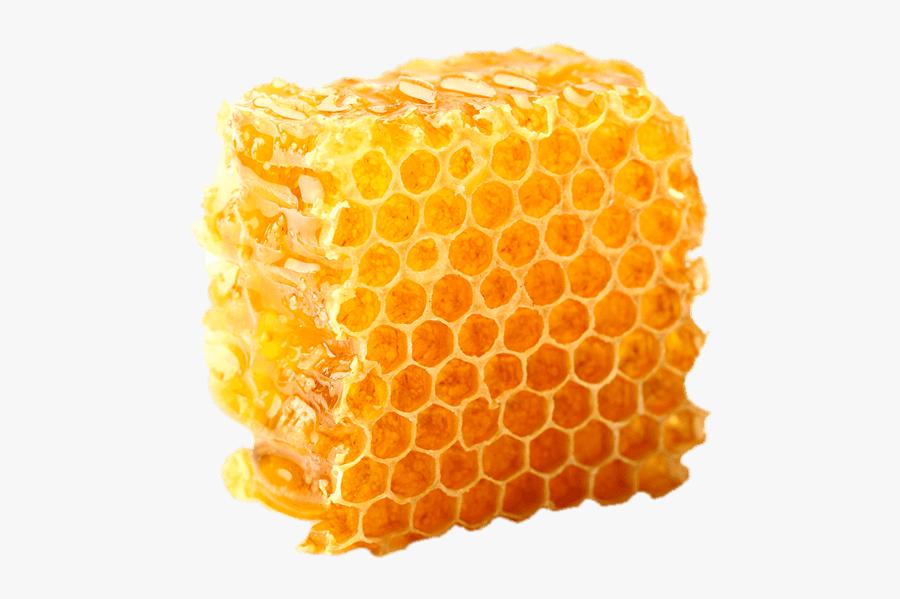 Honeycomb - Honeycomb Transparent, Transparent Clipart