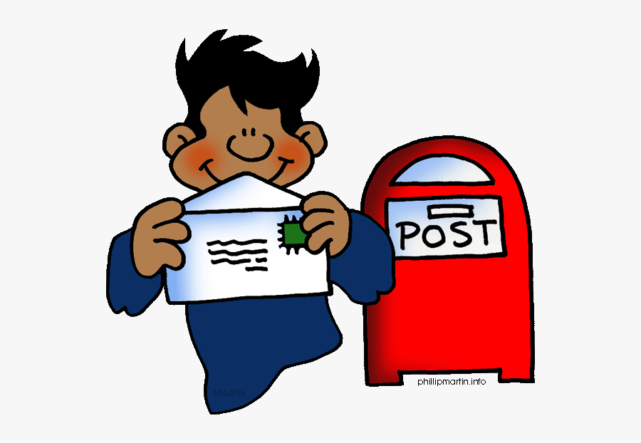 Postal Rotary Club Of - Sending Letters, Transparent Clipart