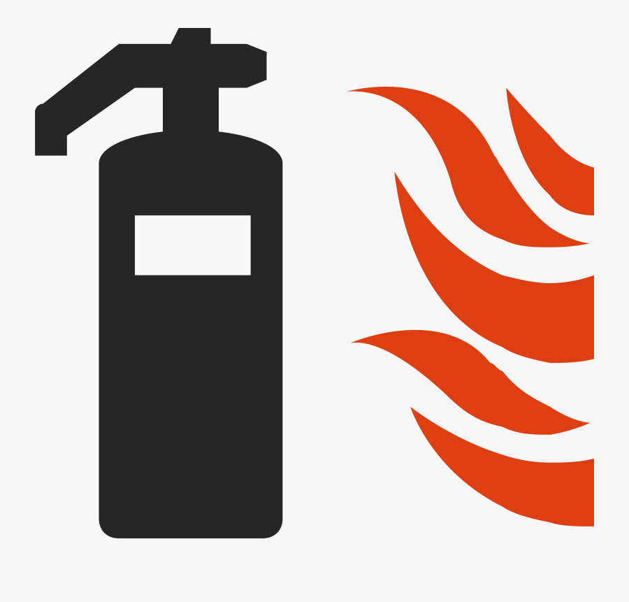 Clip Art Fire Extinguisher Logo - Fire Extinguisher Clipart Png, Transparent Clipart