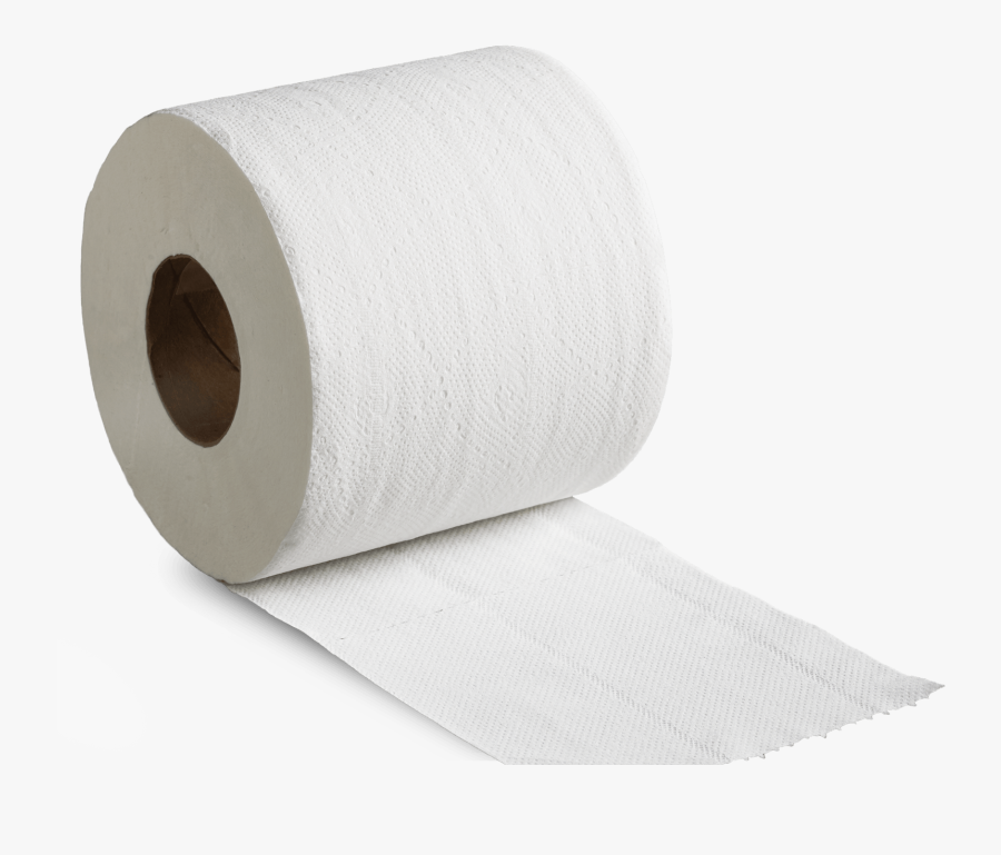 Transparent Tissue Png - Roll Of Toilet Paper Png, Transparent Clipart
