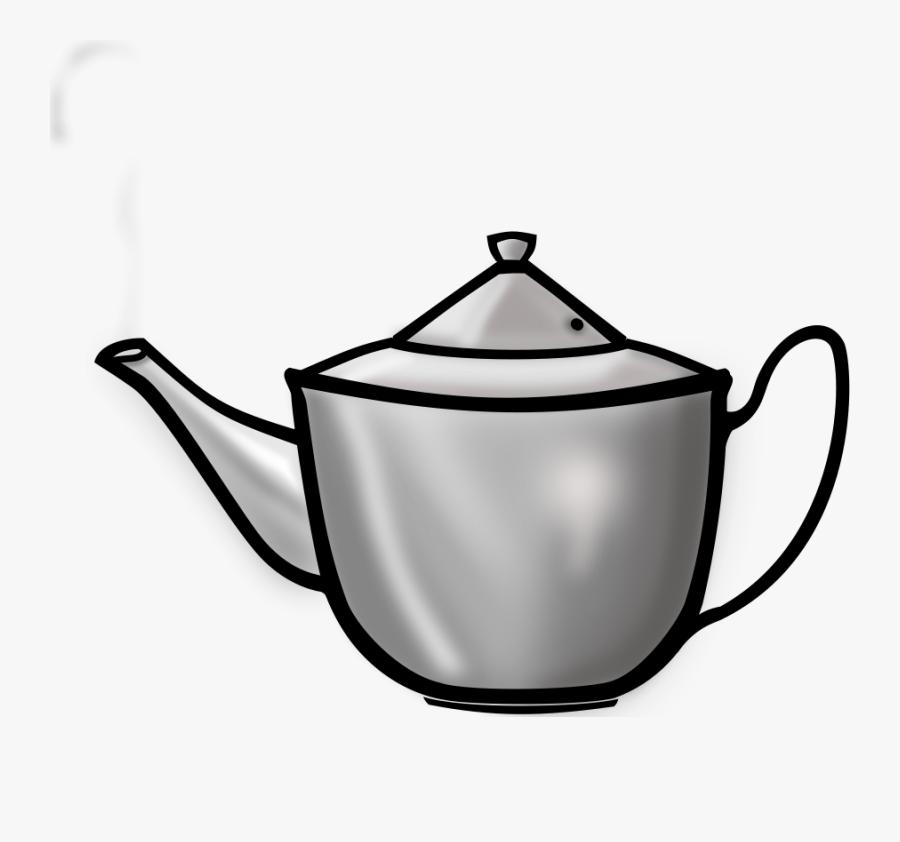 Picture - Tea Pot Clip Art, Transparent Clipart