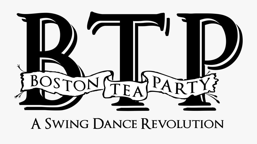 Boston Tea Party Sign, Transparent Clipart