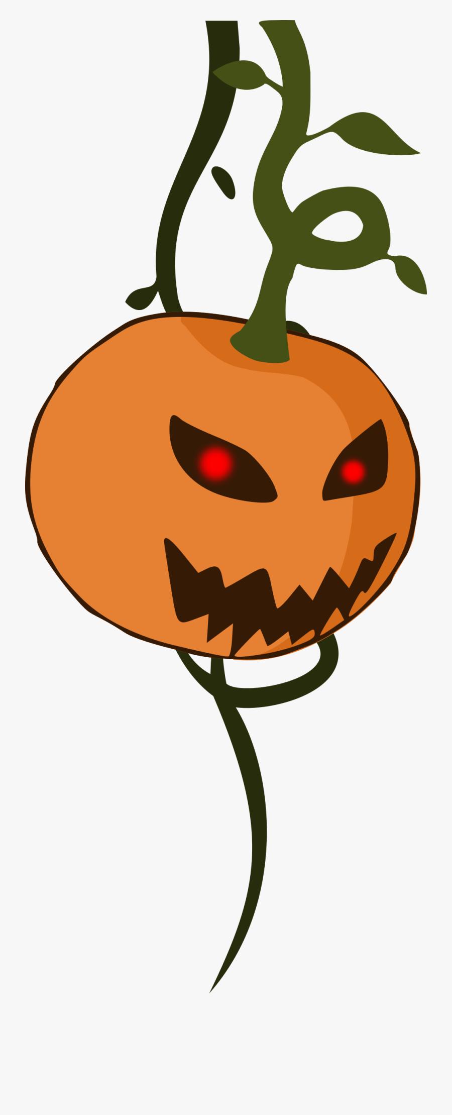 Vector Pumpkins Pumpkin Plant - Kürbis Schnitzen Bilder Katze, Transparent Clipart
