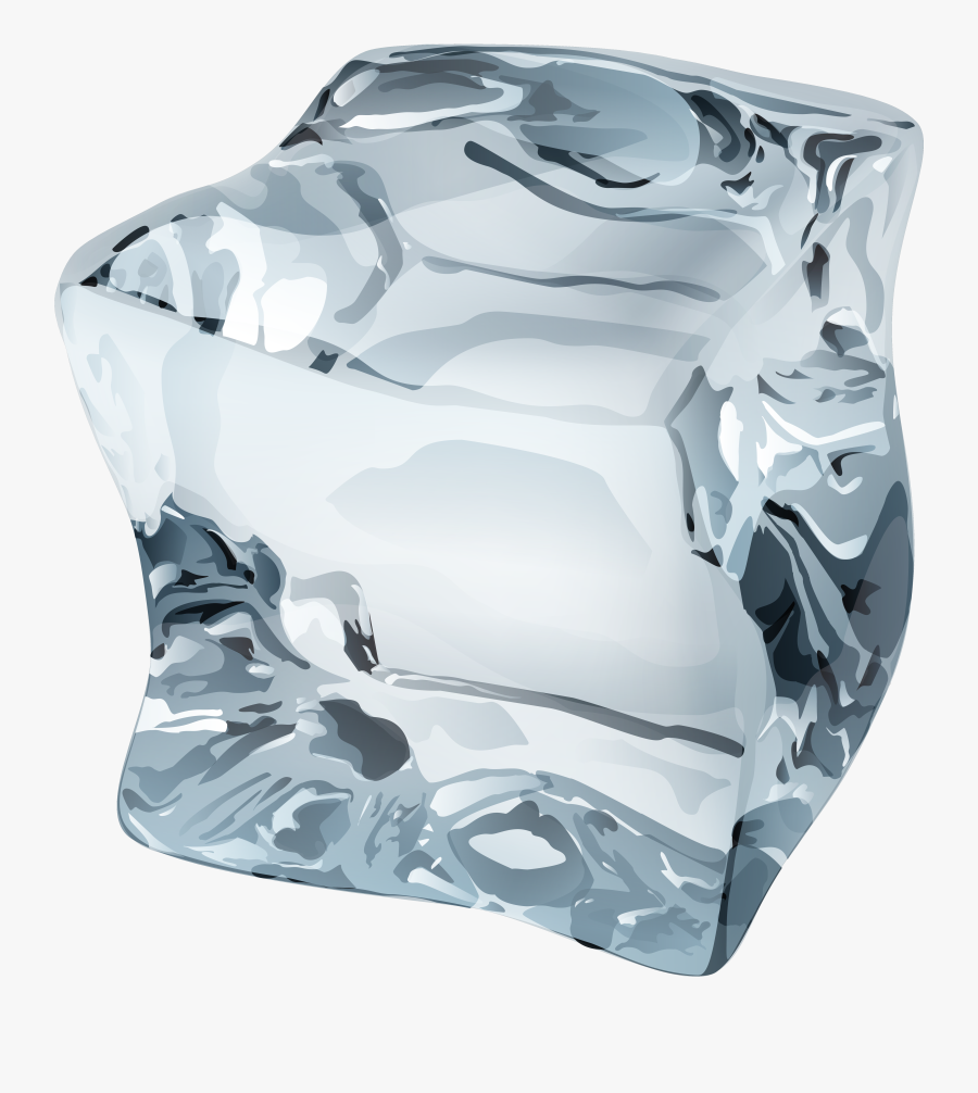 Ice Cube Png Clip Art - Ice Cube Ice Png, Transparent Clipart