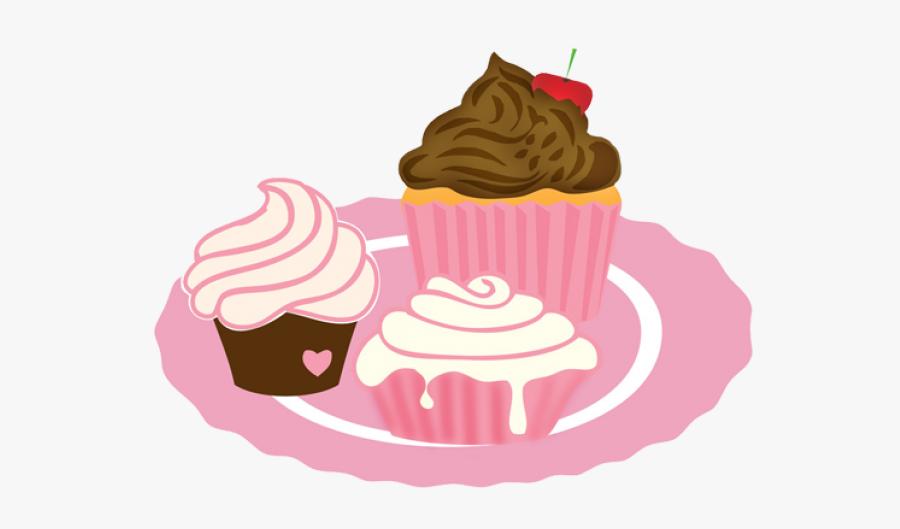 Tea Party Clipart - Tea Party Food Clip Art, Transparent Clipart
