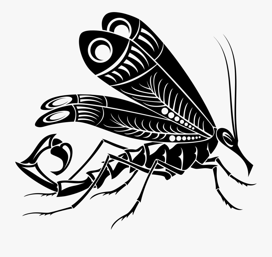 Scorpion Clipart Insect Bug - Butterfly Scorpion, Transparent Clipart