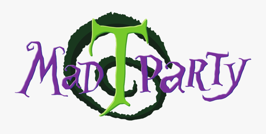 Mad T Party Disney California Adventure Mad Hatter - Mad T Party, Transparent Clipart