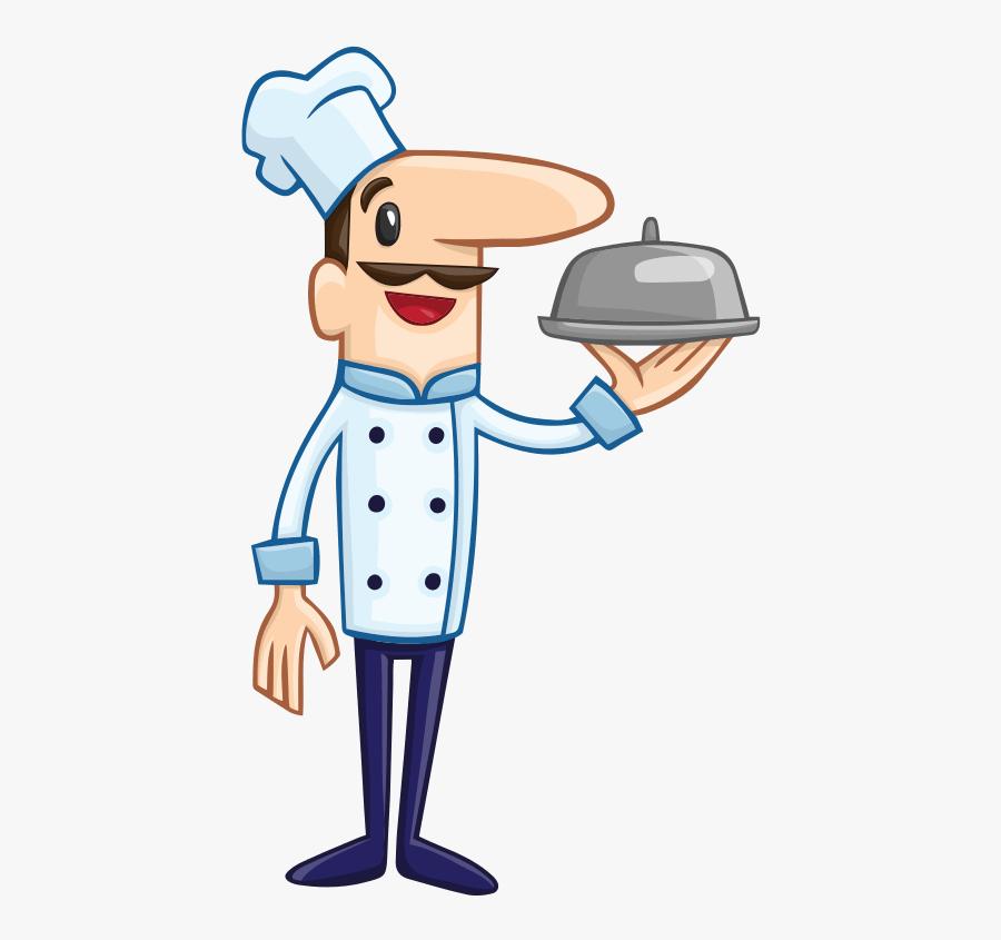 X Free To Use Amp Public Domain Chef Clip Art - Italian Chef Cartoon Transparent, Transparent Clipart