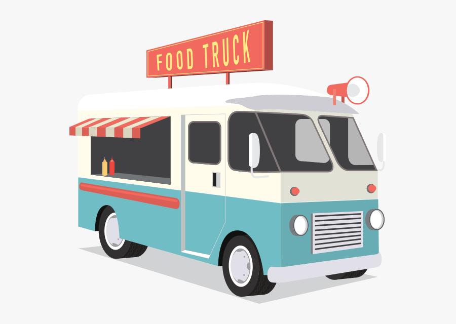 Clip Art Park Central Arkansas Now - Transparent Food Truck Png, Transparent Clipart
