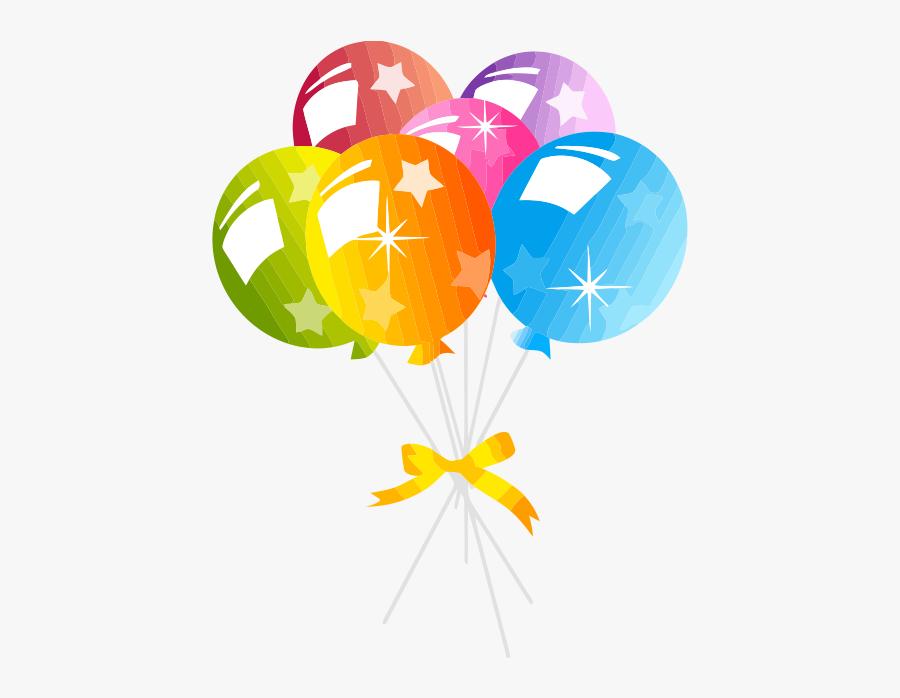 Cartoon Balloons Transparent Background , Free Transparent Clipart ...