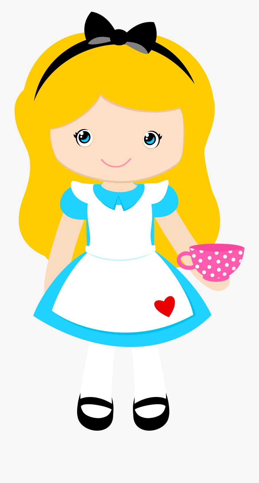 Doc Mcstuffins Clipart Tool - Alice In Wonderland Cute Png, Transparent Clipart