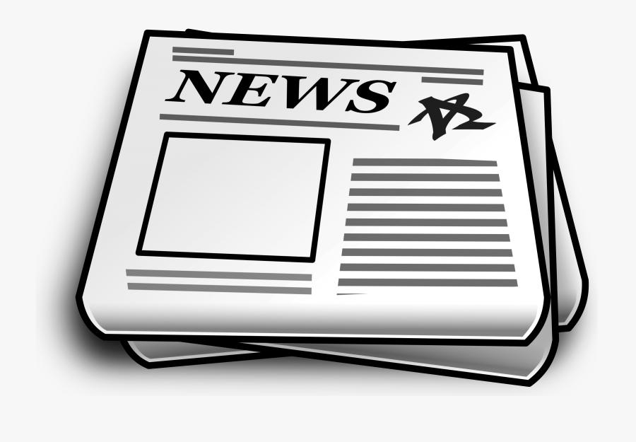 May Clipart Public Domain - Newspaper Clipart Png, Transparent Clipart