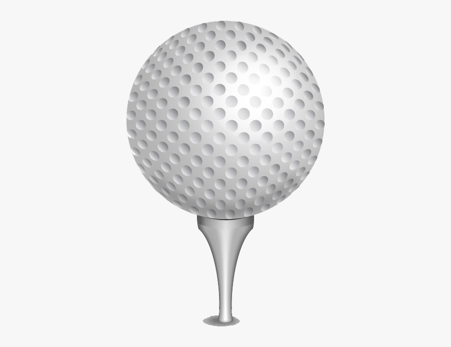 Golf Ball Clip Art Golf Ball On Tee Png Free Transparent Clipart Clipartkey
