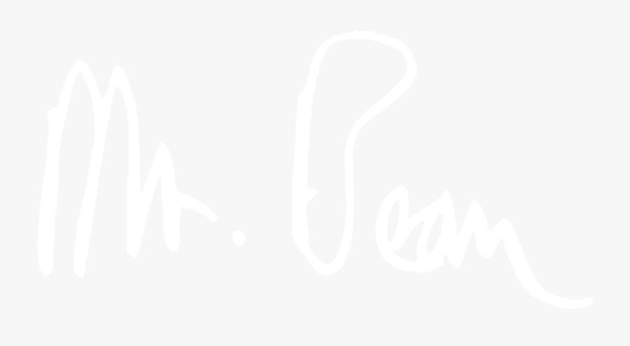 Mr Bean Font Png, Transparent Clipart