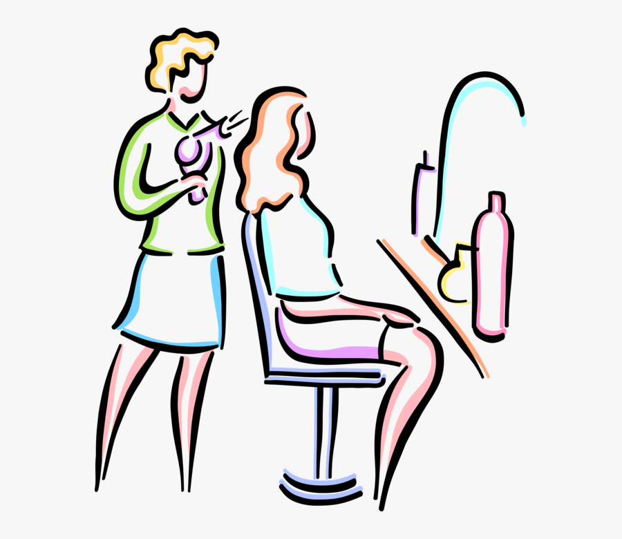 Vector Illustration Of Beauty Salon Beautician And Beauty Parlour Clipart Images Hd Png Free Transparent Clipart Clipartkey