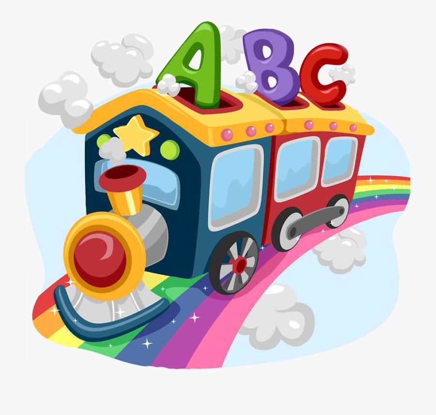 Image - Train Ride Clipart, Transparent Clipart