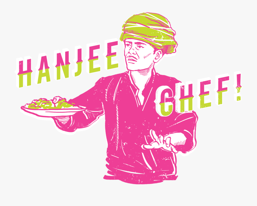 Indian Street Food Illustrations, Transparent Clipart