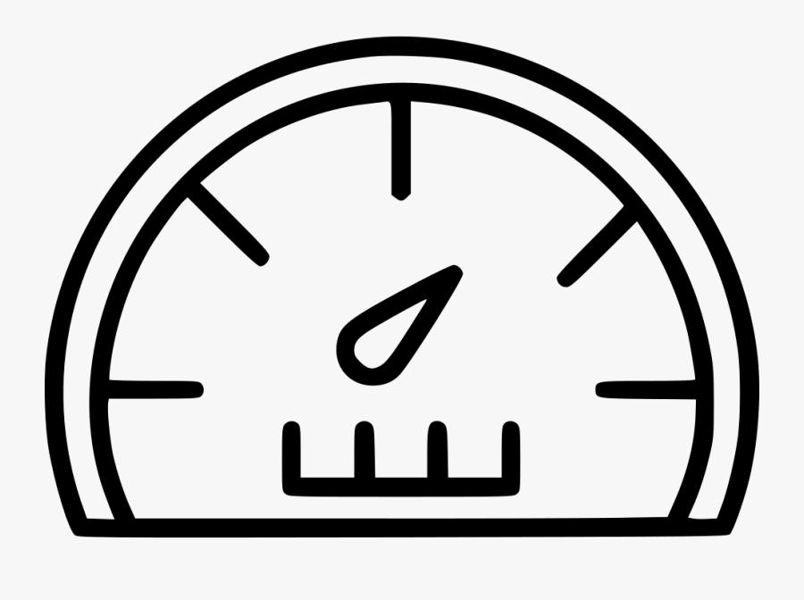 Drawing Of Speed Clock , Transparent Cartoons - Drawing Of Speed Clock, Transparent Clipart