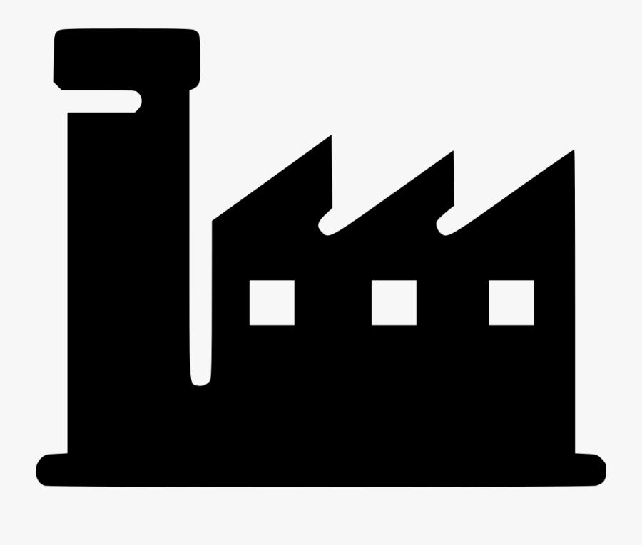 Industry Power Plant - Power Plant Icon Transparent, Transparent Clipart