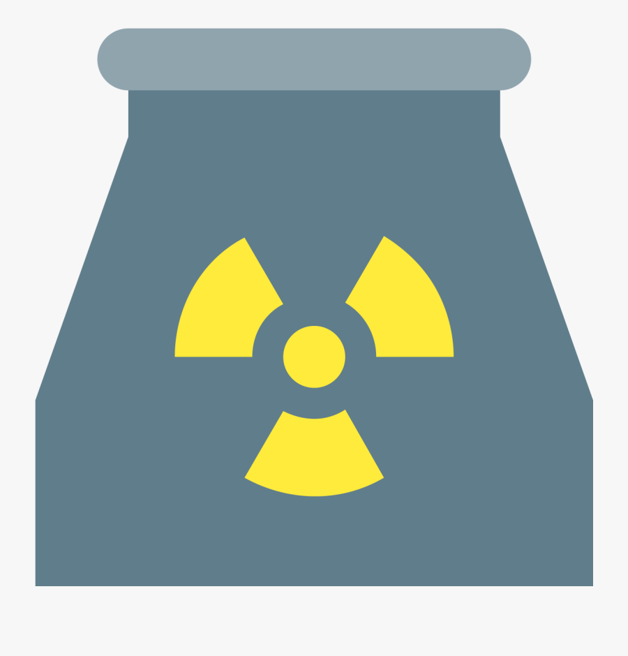 Nuclear Power Station Png, Transparent Clipart