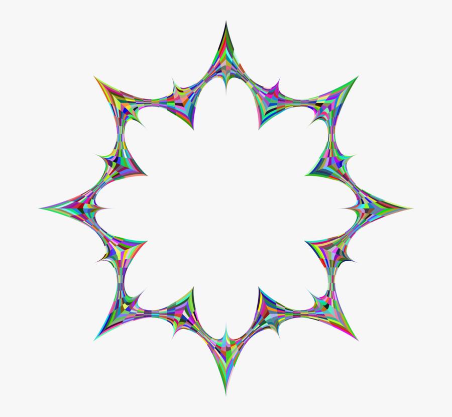 Plant,leaf,symmetry - Islam Islamic Border Black, Transparent Clipart