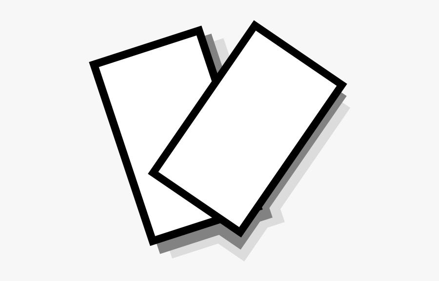 Line Art Flash Cards, Transparent Clipart
