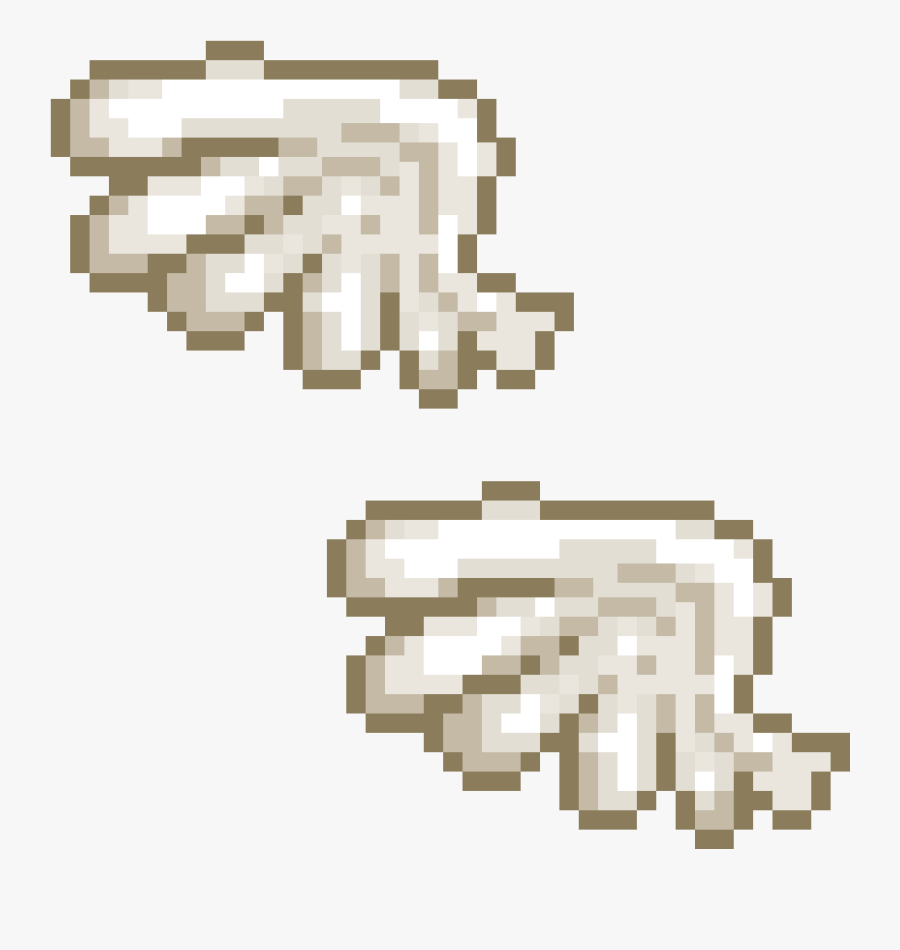 Growtopia Legendary Wings Png, Transparent Clipart