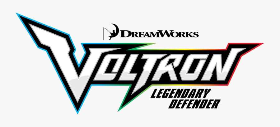 Clip Art Legendary Logo - Voltron Legendary Defender Logo, Transparent Clipart