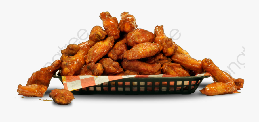Wings Clipart Food - Chicken Wings Png, Transparent Clipart