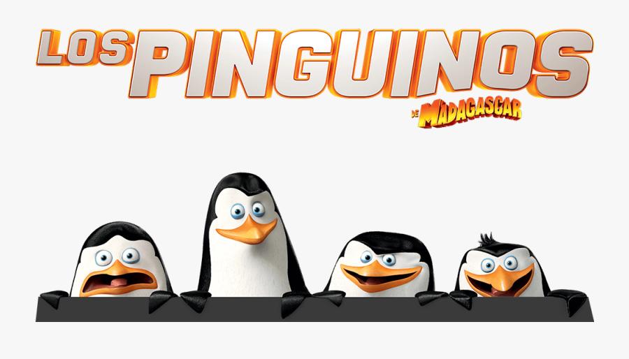 Transparent Penguins Of Madagascar Png - Penguin Of Madagascar Logo, Transparent Clipart