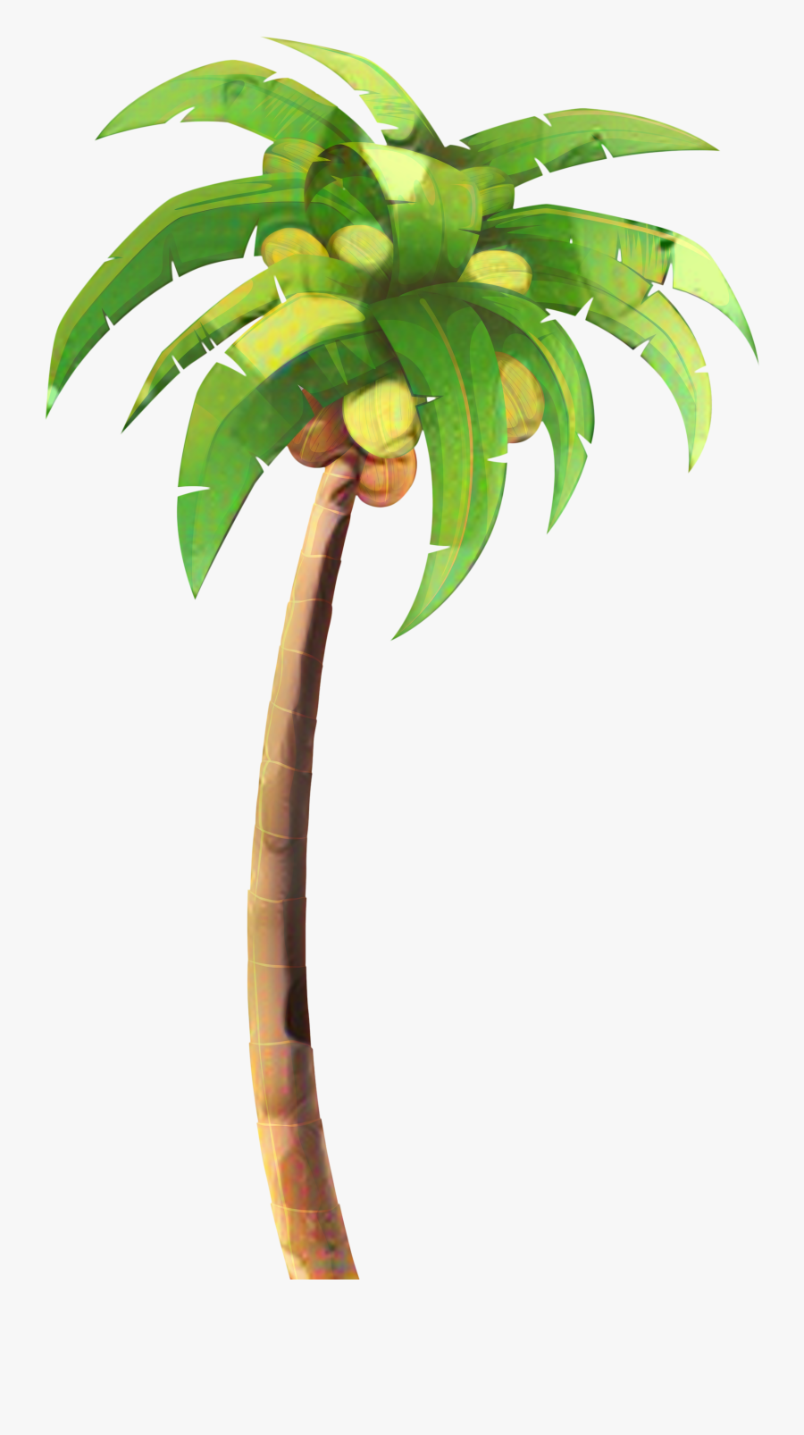 Portable Network Graphics Clip Art Image Palm Trees - Palm Tree Clipart Png, Transparent Clipart